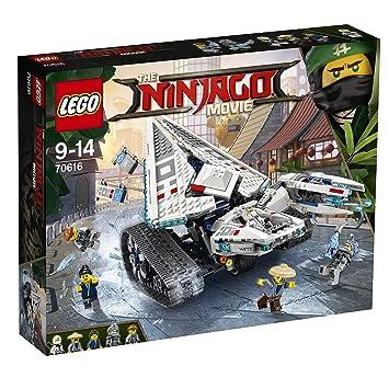 LEGO Ninjago 70616 Zane s Hielo de Oruga construcción Juguete