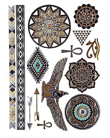 Ägyptische tattoos