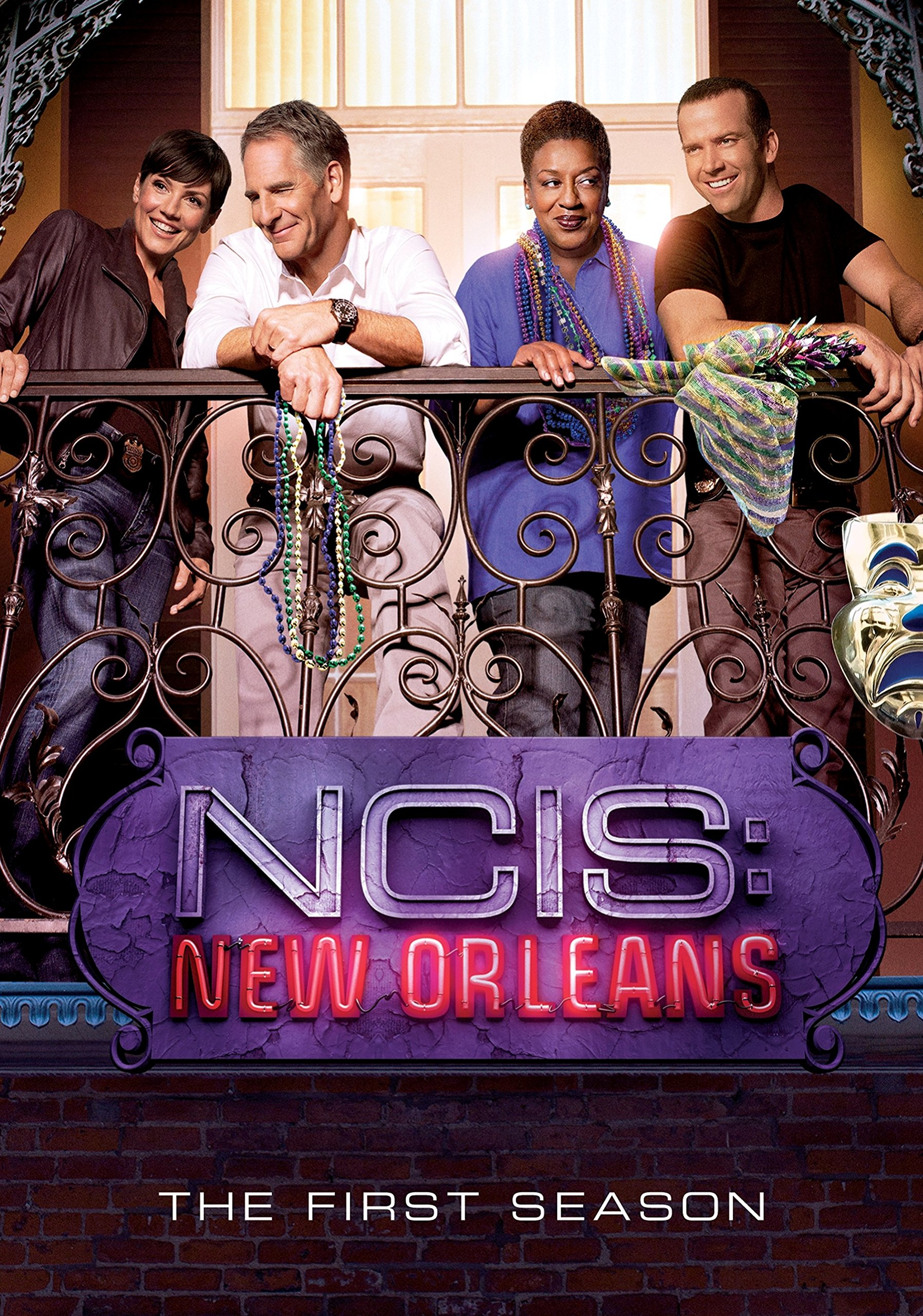 DVD : NCIS New Orleans: The First Season (Boxed Set, Widescreen, AC-3, , Sensormatic)