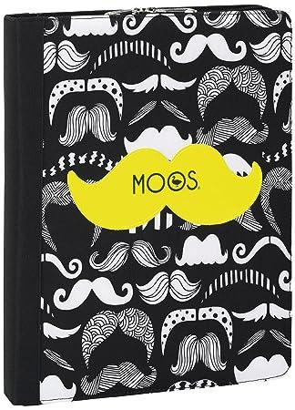 Moos - Portadocumentos, diseño Moustache (Safta 511418717): Amazon.es: Equipaje