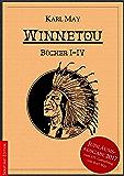 Winnetou: Bücher I-IV (Jubiläumsausgabe 2017 zum 175. Geburtstag von Karl May)