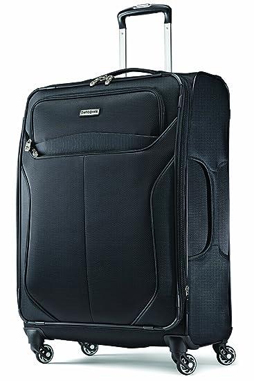 a34ec0ba9 Amazon.com | Samsonite Luggage Lift Spinner 29 Suitcases, Black, One ...