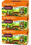 Celestial Seasonings Tea, Bengal Spice, 20 Count (Pack of 3)