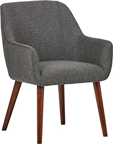 Amazon Brand Rivet Julie Mid-Century Modern Dining Room Accent Chair