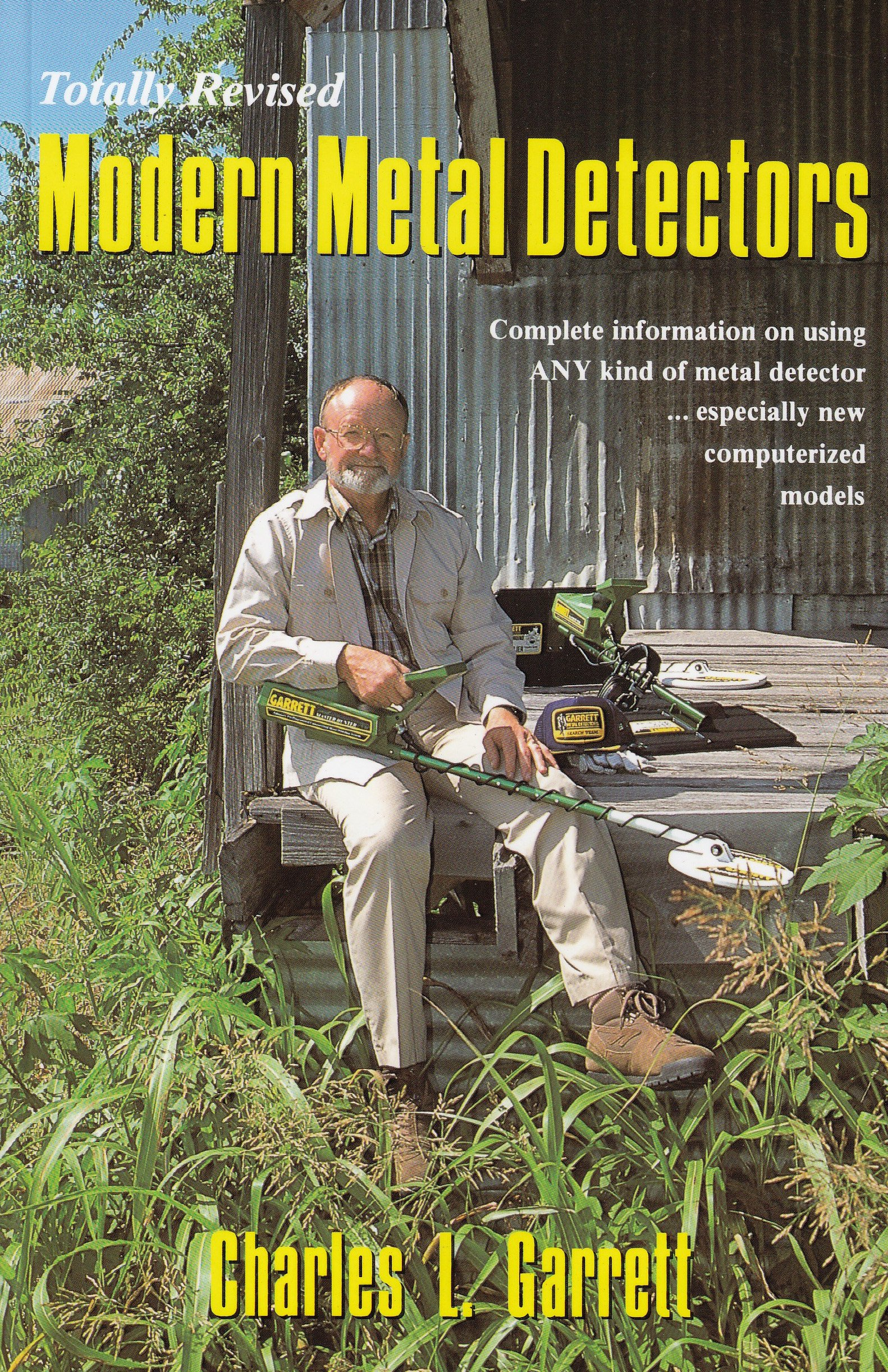 Modern Metal Detectors: Prospecting and Treasure Hunting Paperback – April 28, 1998