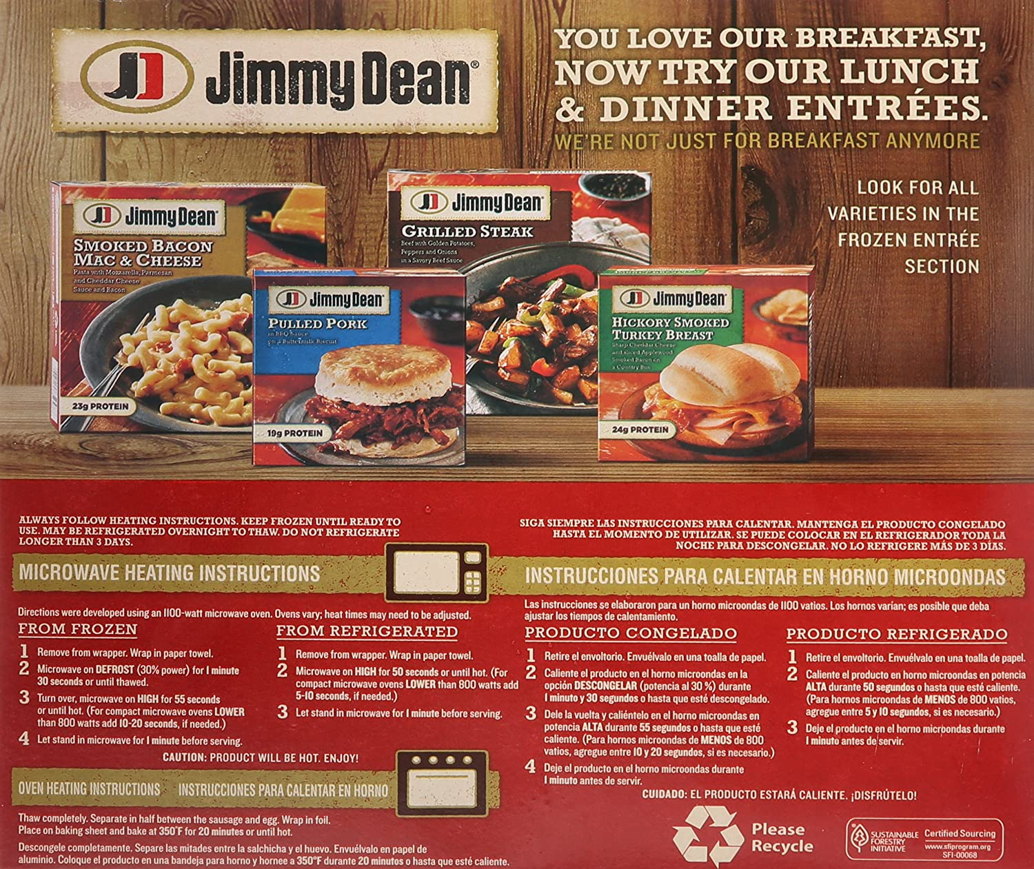 Jimmy Dean, Biscuit Sausage, Egg and Cheese, 8 ct (Frozen): Amazon.com: Grocery & Gourmet Food