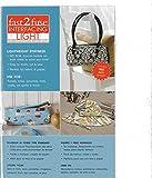 "C&T PUBLISHING 100403 Fast2Fuse Light 15"" X 18"" Sheet: Double-Sided Fusible Stiff Interfacing, White"