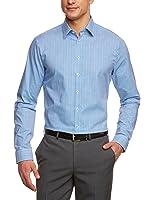 Schwarze Rose Herren Businesshemd 226374 Slim Fit
