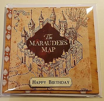Carte d'anniversaire harry potter gratuite