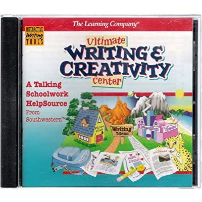 Learning Company Ultimate Writing & Creativity Center: Toys & Games