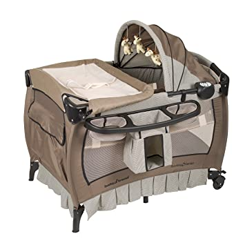Baby Trend Nursery Center Playard Playpen Tanzania Fashion