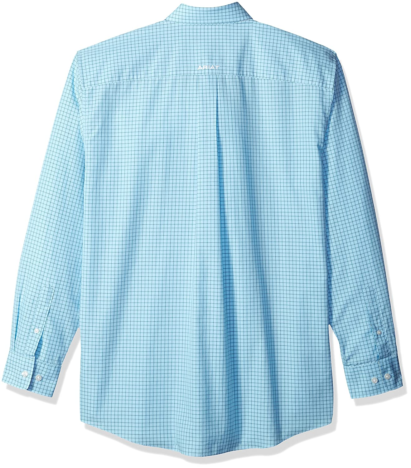 Ariat Mens Big and Tall Classic Fit Wrinkle Free Shirt