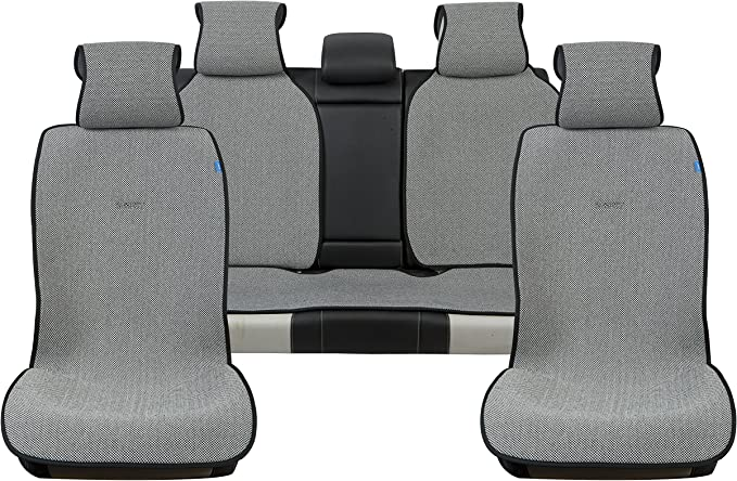 Sojoy Universal Four Seasons Full Set of Car Seat Cover - Best Athlete Use