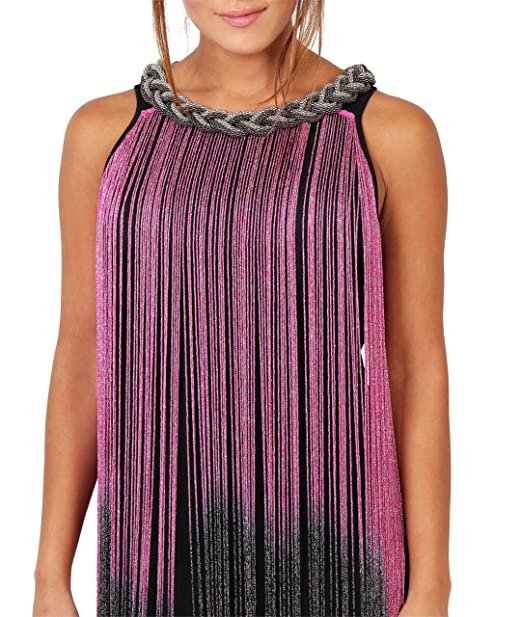 Vestido Cabaret Trenza (7841-BLKCER-S)