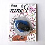 TAB フラットピック nine9 ティアドロップ TE127-MBL×GY (MEDIUM)