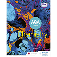 AQA A Level Chemistry (Year 1 and Year 2) (English Edition)