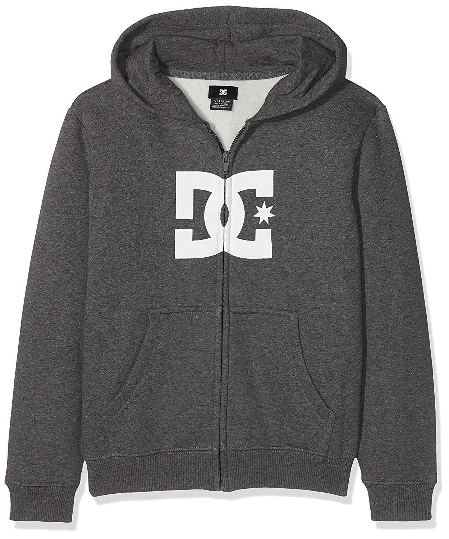 DC Shoes Star ZH Boy–Felpa con cappuccio da ragazzo DCSA3 #DC Shoes EDBSF03039