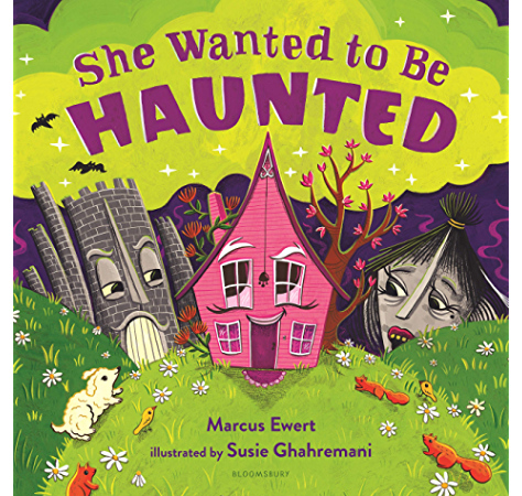 She Wanted to Be Haunted - Kindle edition by Ewert, Marcus, Ghahremani,  Susie. Children Kindle eBooks @ Amazon.com.