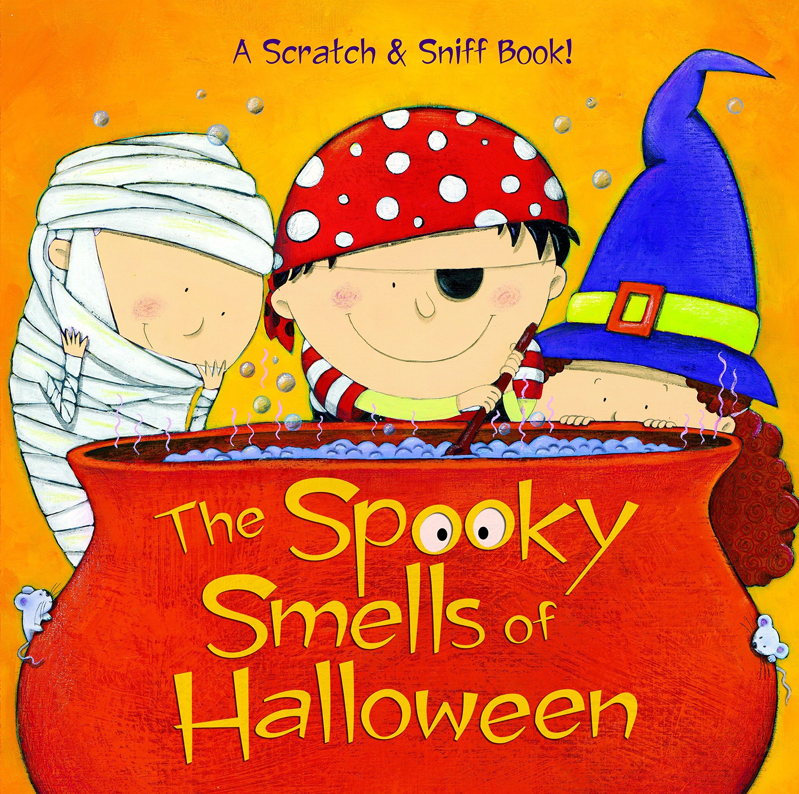 Download The Spooky Smells of Halloween (Scented Storybook) pdf