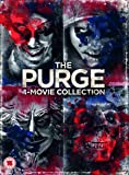 The Purge: 4-Movie Collection (DVD) [2018]