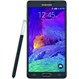Samsung Galaxy Note 4, Charcoal Black 32GB (Verizon Wireless)