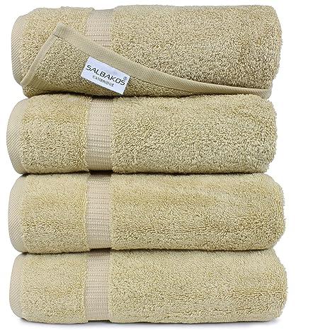 Collezione Di Hotel di lusso e Spa asciugamani da bagno turco 100 ...
