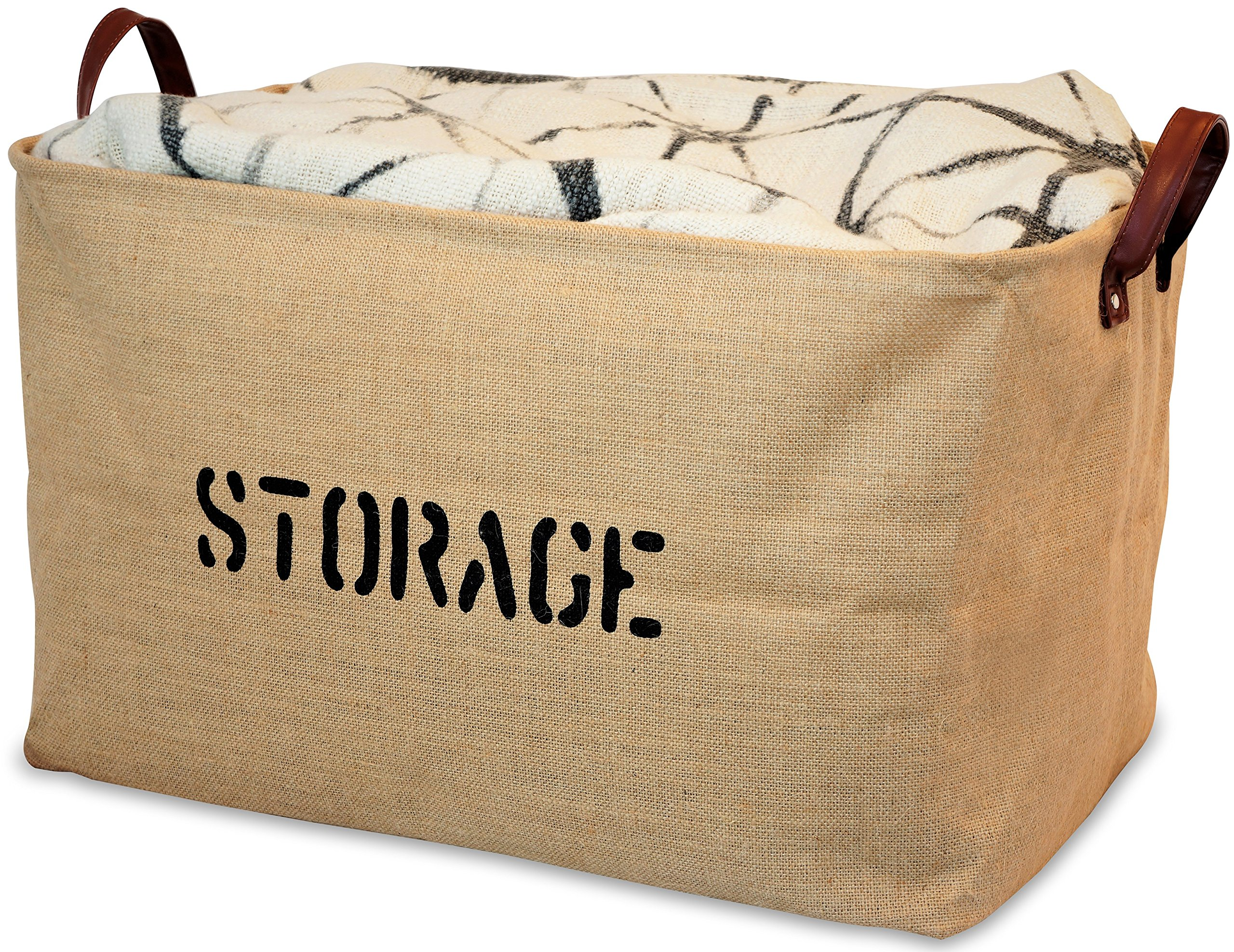 New Organizerlogic Storage Bins  22 X 15 X 14