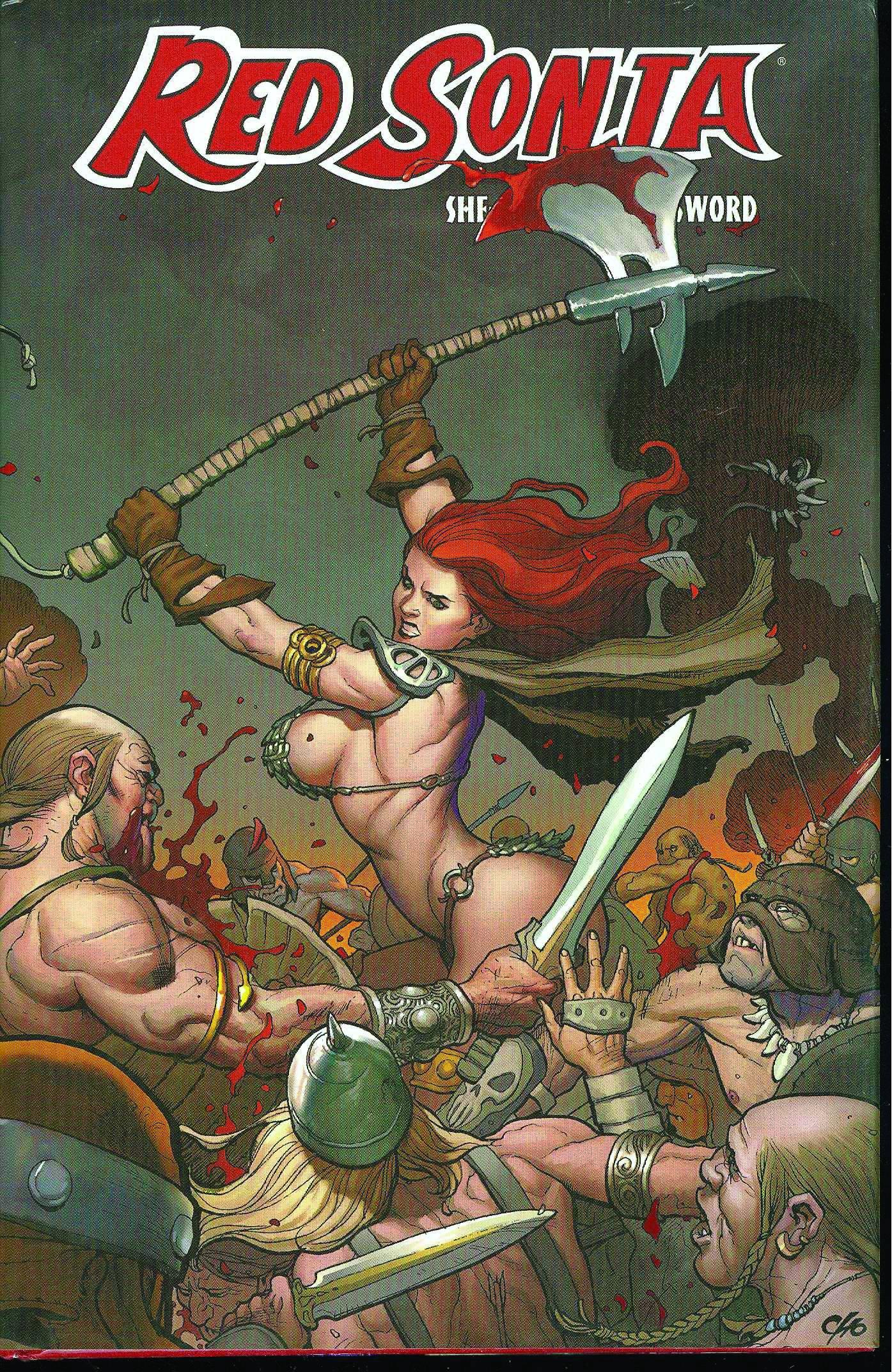 Red Sonja: She-Devil With a Sword, Vol. 3 pdf epub