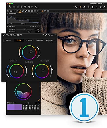 Captue One Pro 10 (for Sony) [Download]