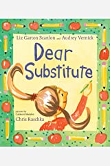 Dear Substitute Kindle Edition