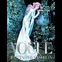 Vogue: Fantasy & Fashion book cover