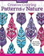 Creative Coloring Patterns of Nature: Art Activity Pages to Relax and Enjoy!: 9