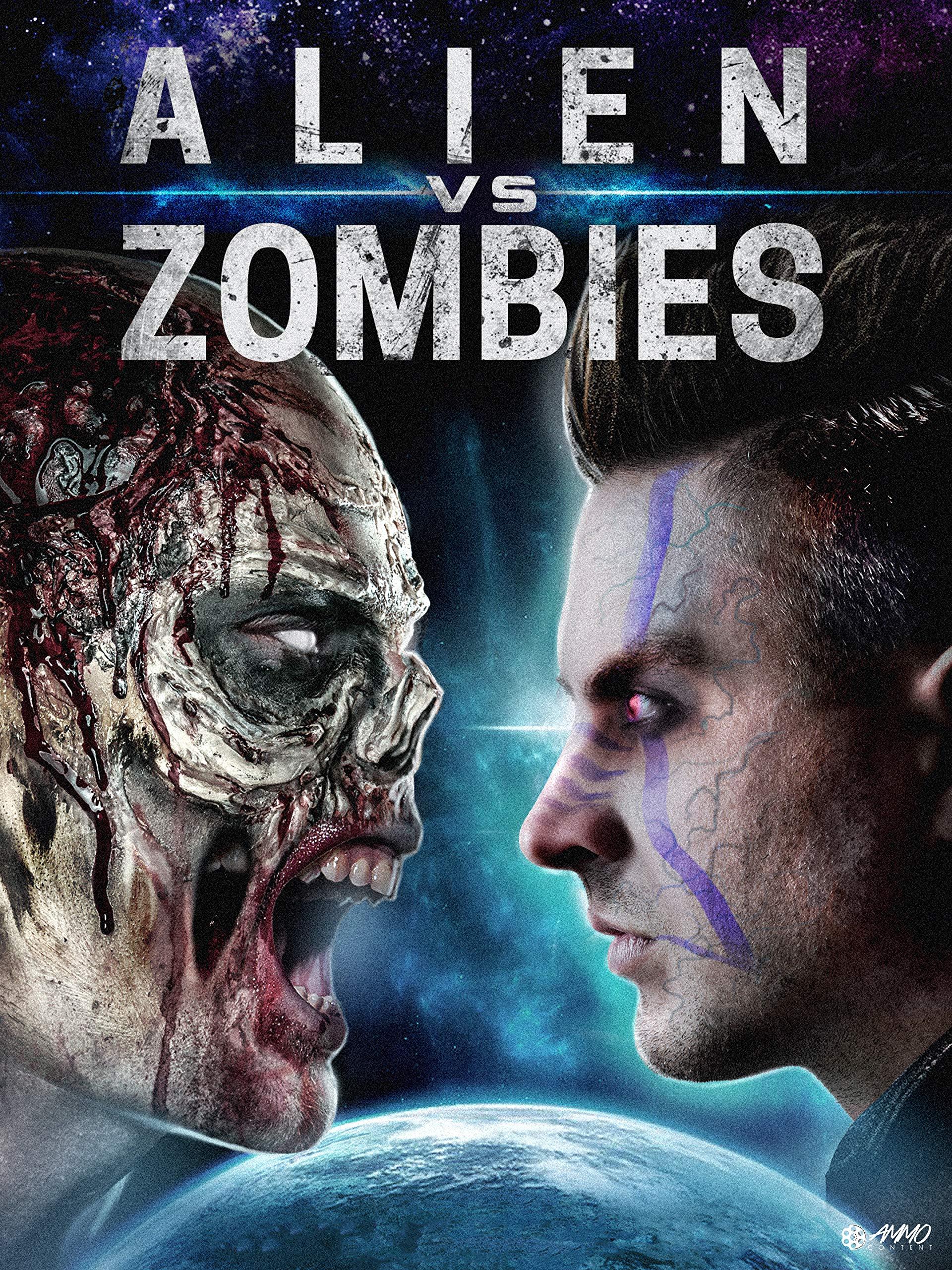 Aliens Vs. Zombies on Amazon Prime Video UK