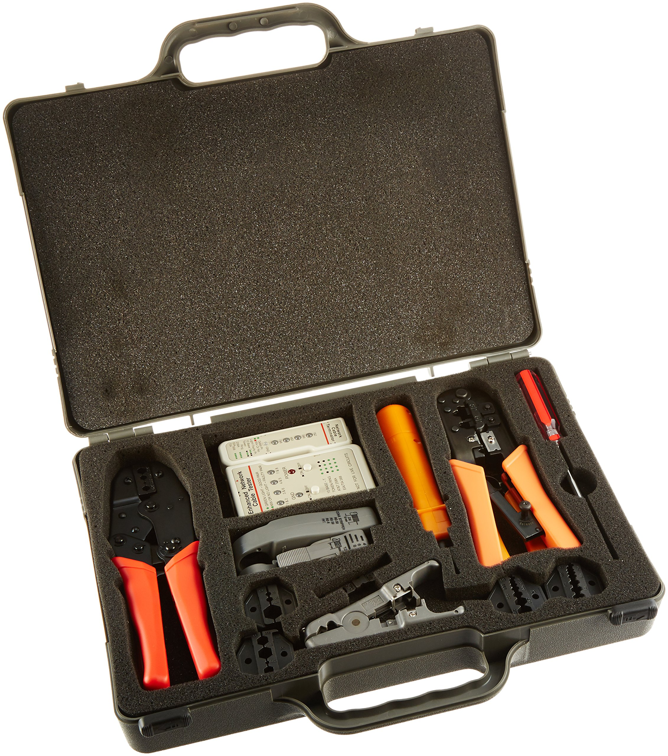 C2G/Cables to Go 27385 Network Installation Tool Kit