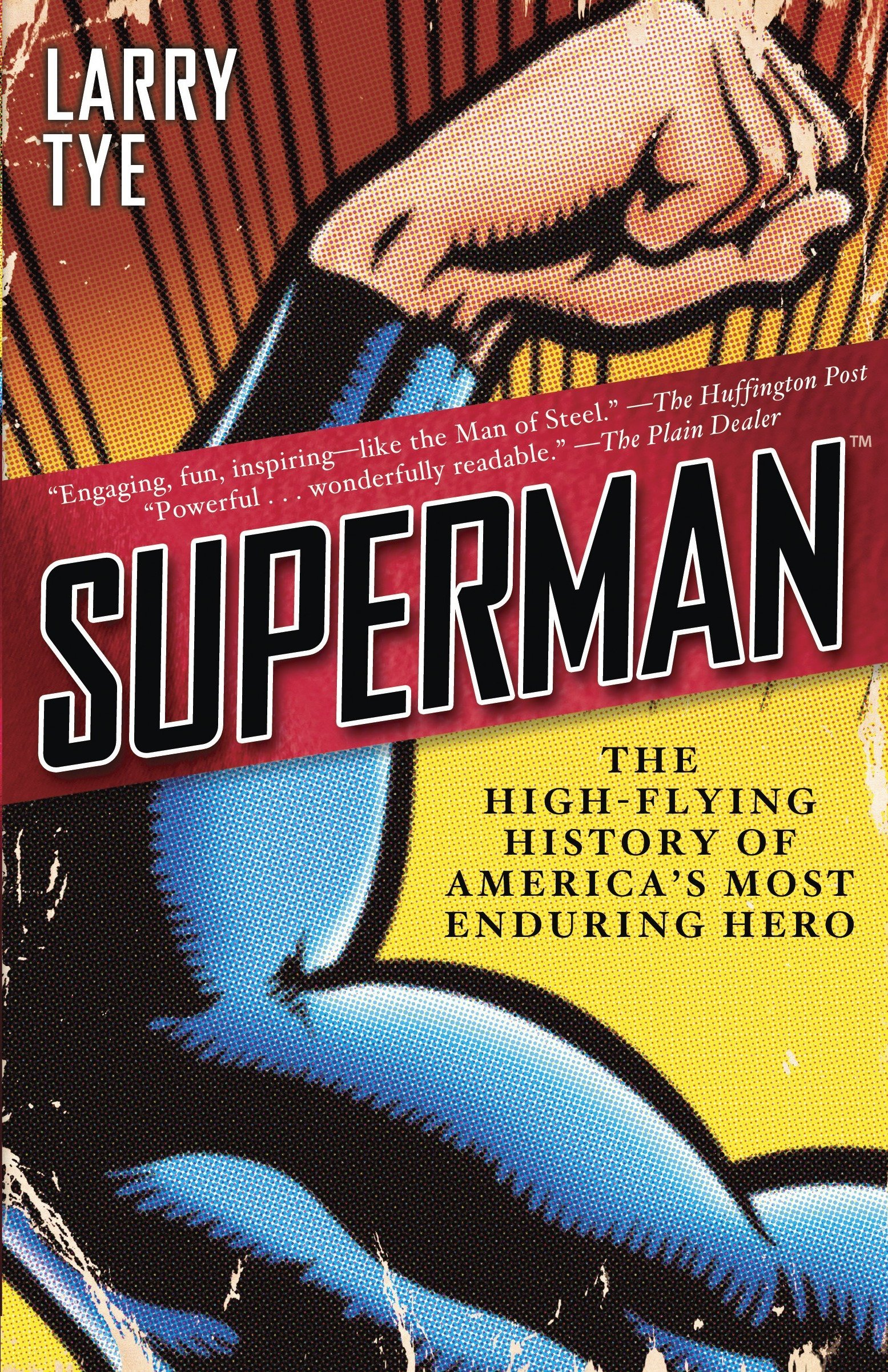 Amazon com: Superman: The High-Flying History of America's