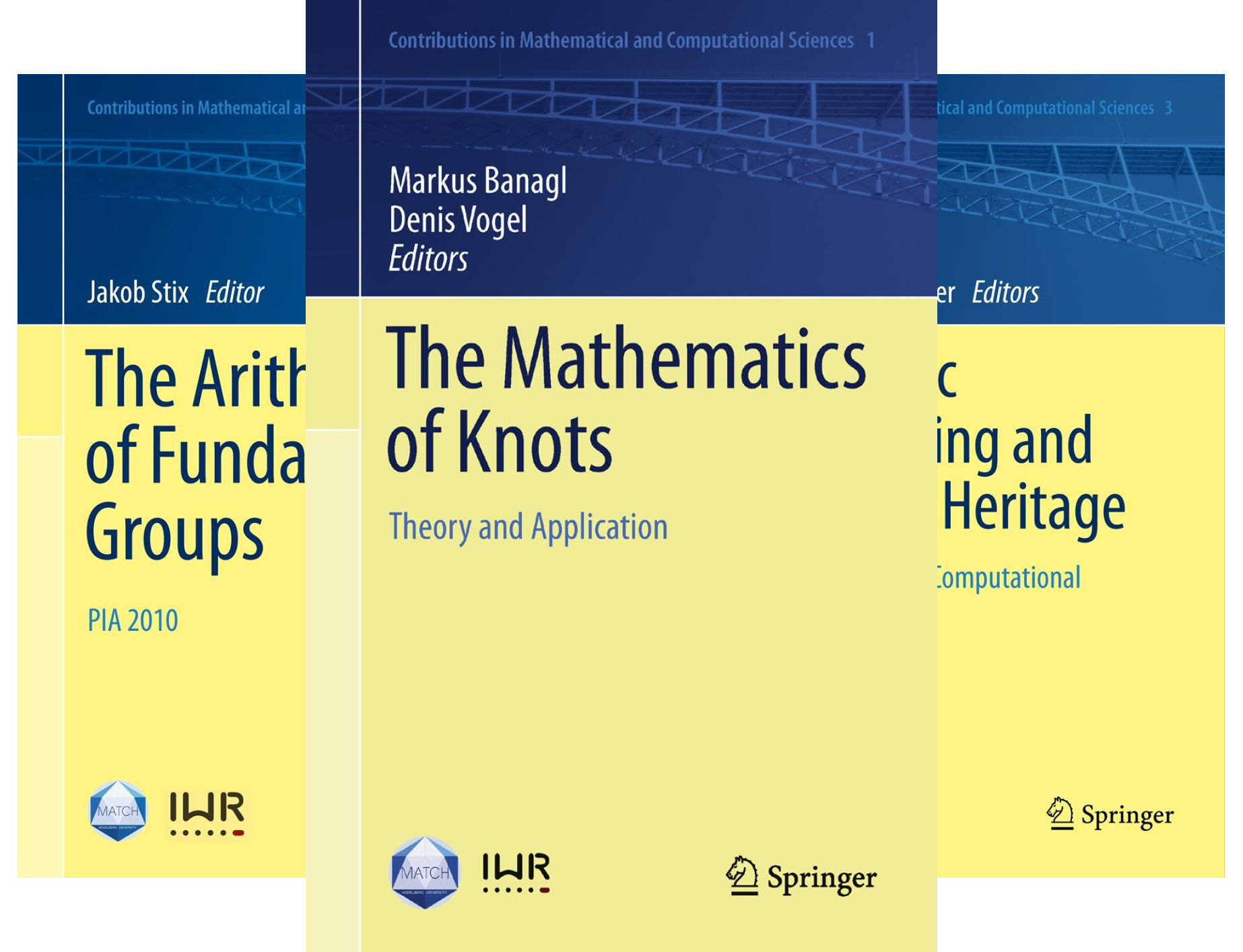 Contributions in Mathematical and Computational