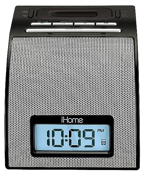ihome ih11 alarm clock lcd 120 x 113 x 115 mm 0 59 kg cr2032 rh amazon co uk User Manual for iHome Ipl8bn iHome Manual Set the Clock
