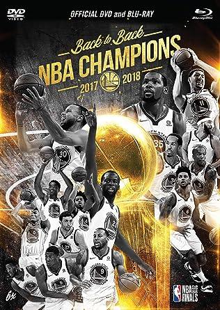 Amazon com: NBA: 2018 Champions Golden State Warriors DVD