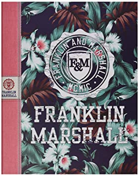 Senfort - Carpeta Franklin & Marshall Girl 4 Anillos