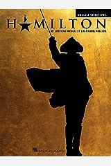 Hamilton Songbook: Ukulele Selections Kindle Edition