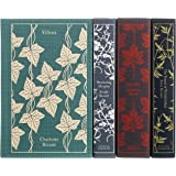 The Brontë Sisters Boxed Set: Jane Eyre; Wuthering Heights; The Tenant of Wildfell Hall; Villette (Penguin Clothbound Classic