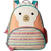 Skip Hop Zoo Pack Little Kids Backpack, Llama