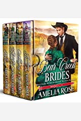 Bear Creek Brides: Books 1-4: Mail Order Bride Historical Western Romance (Bear Creek Brides Collection Book 1) Kindle Edition