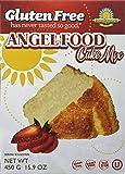 Kinnikinnick Angel Food Cake Mix, Gluten Free, 15.9 oz