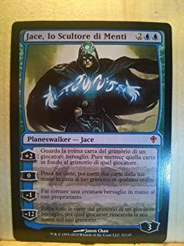 Magic: the Gathering - Jace, the Mind Sculptor (18/20 ...
