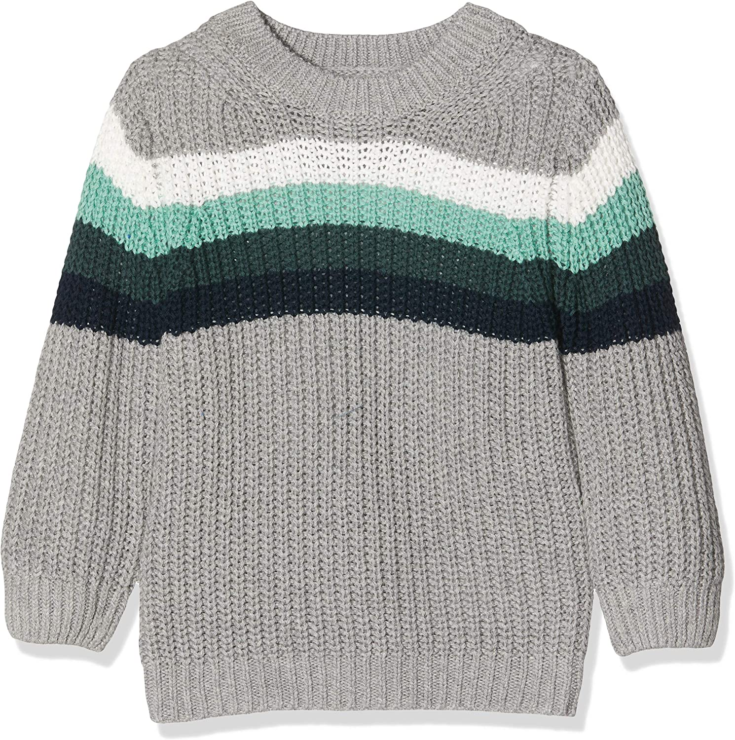 NAME IT Baby-Jungen Nmmnitus Ls Knit Pullover