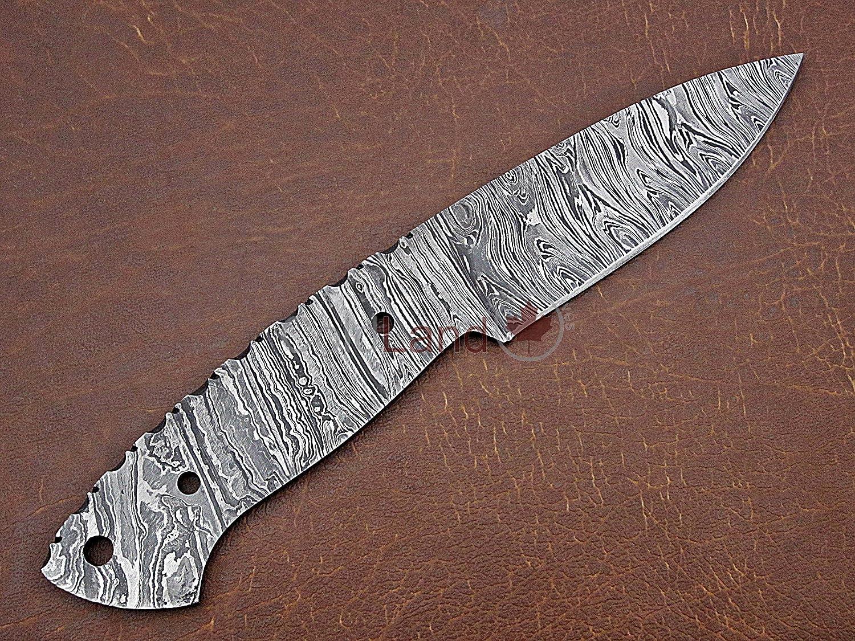 Amazon.com: ColdLand NB08 - Cuchilla de acero forjada a mano ...