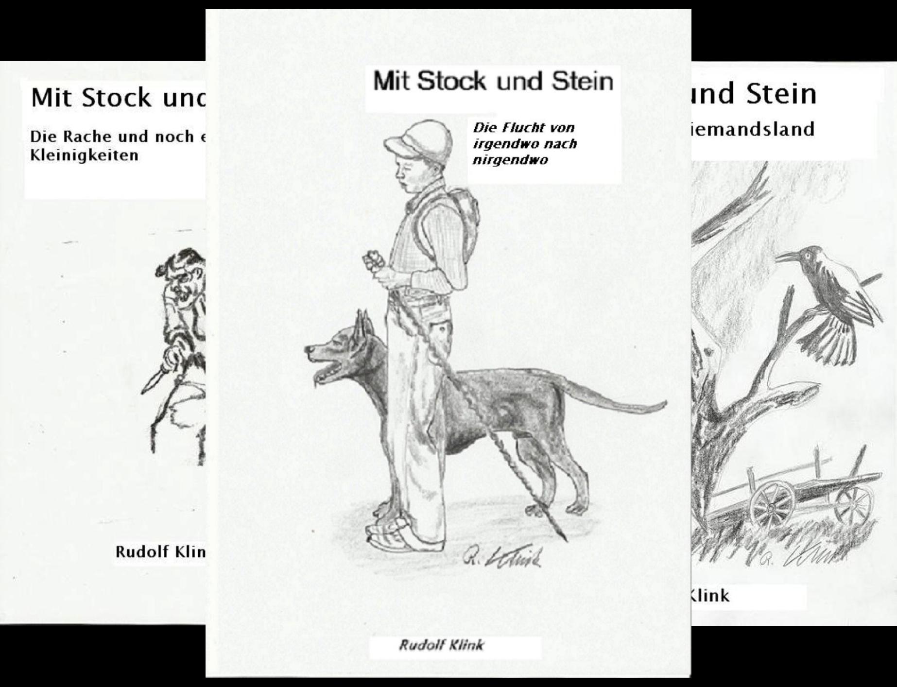 Mit Stock und Stein (Reihe in 9 Bänden)
