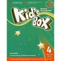 Kid's box. Level 4. Per la Scuola elementare. Con e-book. Con espansione online. Con libro: Activity book