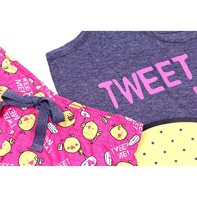 Love to Lounge - Primark - Pijama - para mujer multicolor multicolor: Amazon.es: Ropa y accesorios